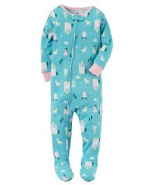 Carter's Infant Sleepsuit - Blue