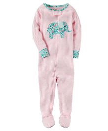 Carter's Infant Sleepsuit - Pink