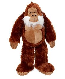 Wild Republic Big Foot Gorilla Brown - 50 cm