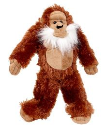Wild Republic Big Foot Gorilla Soft Toy Brown - 30 cm