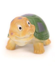 Wild Republic Tortoise Figure Green Yellow - 4 cm