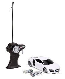 Maisto Audi R8 V 10 Remote Controlled Car - White