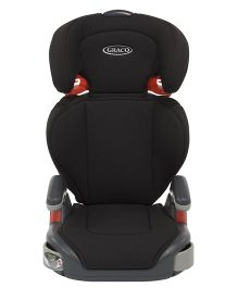 GracoJunior Sport Luxe Car Seat Black - 8E89SLXE