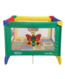 Graco Pack N Play TotBloc Playard - Multicolor