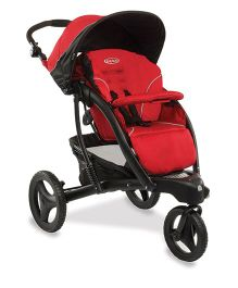 Graco Stroller Trekko Chilli - Red