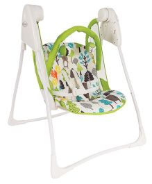 Graco Swing Baby Delight Bear Trail 1H95BTAU - Green & White