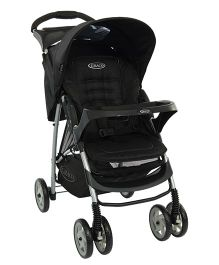 Graco Mirage Plus Stroller Oxford - Black