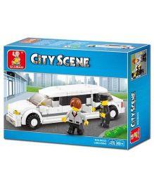 Sluban Limousine Construction Set M38-B0323 - 135 Pieces