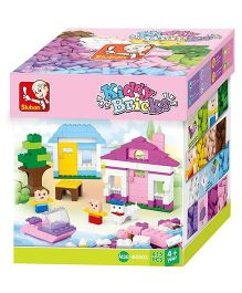 Sluban Kiddy Bricks M38-B0503 - Multi Color