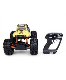 Maisto 3 XL Remote Controlled Rock Crawler - Yellow