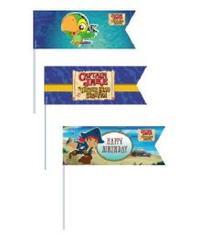 Disney Captain Jake and the Neverland Picks Pack of 20 - Blue