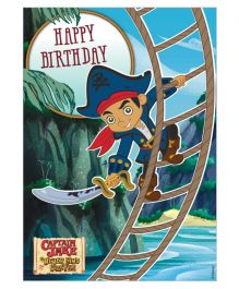 Disney Captain Jake And The Neverland Centerpieces Multicolour - 27 cm