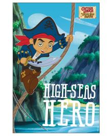 Captain Jake And the Neverland Pirates Vertical Banner 01 - Blue