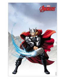 Marvel Avengers Vertical Banner 04 - Multicolour