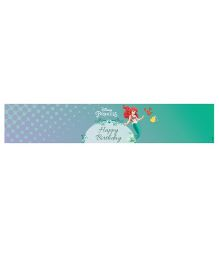 Disney Ariel The Mermaid Wrist Band Pack of 10 - Multicolour