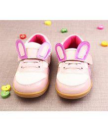 Walktrendy By Walkinlifestyle Rabbit Design Sports Shoes - Pink