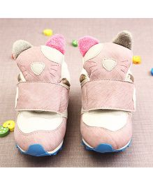 Walktrendy By Walkinlifestyle Mouse Face Shoes - Pink