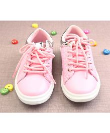 Walktrendy By Walkinlifestyle Sneaker Shoes - Light Pink