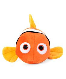 Starwalk Nemo Plush Soft Toy Orange - Height 24 cm