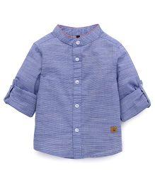 UCB Full Sleeves Shirt - Blue