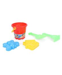 Sunny Beach Toys Set Multicolor - 5 Pieces