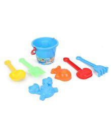 Sunny Beach Toys Set Multicolor - 7 Pieces