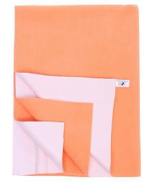 Mee Mee Mattress Protector Mat - Orange