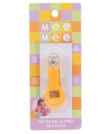 Mee Mee Nail Cutter - Orange