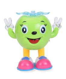 Playmate Dancing Apple Toy - Green