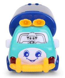 Playmate Working Truck Toy - Blue