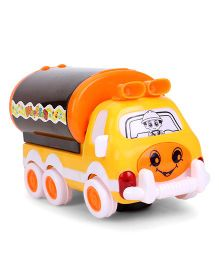 Playmate Working Truck Toy - Yellow