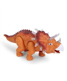 Skykidz My Pet Dino Triceratops - Brown