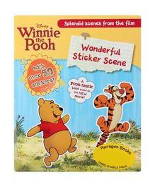 Winnie The Pooh Wonderful Sticker Scene