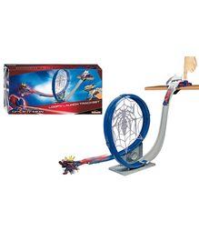 Majorette - Spiderman Loop N Launch Track Set