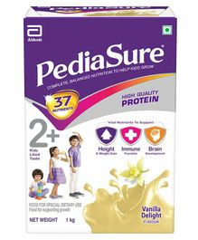 PediaSure Nutritional Powder Vanilla Flavor - 1 Kg