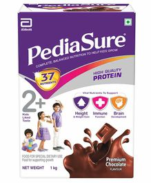 PediaSure Balanced Nutritional Powder Chocolate Flavour - 1 Kg