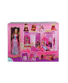 Steffi Love Fairy Tale Romantic Castle - Height 29 cm