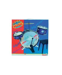 Simba - My Music World Plastic Power Drum Set