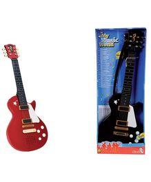 My Music World - Super Rock Guitar Palstic