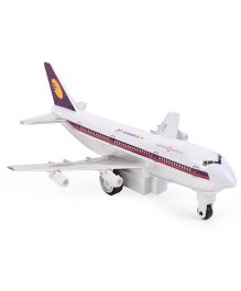 Speedage Jet Airways Jumbo 747 Air Plane (Color May Vary)