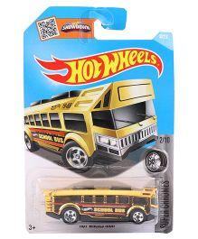 Hot Wheels High Super Chromes - Yellow Black