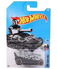 Hot Wheels Tanknator - Black Grey