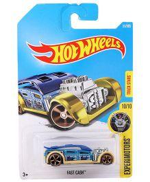 Hot Wheels Fast Cash Experimotors - Multicolour