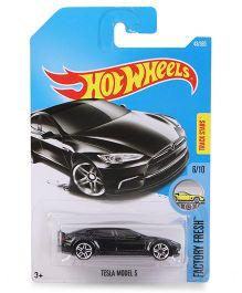 Hot Wheels Tesla Model S (Colour May Vary)