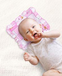 Babyhug Lovely Friends Pillow - Pink