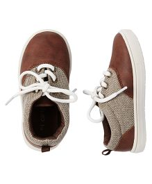 Carter's Sneakers Shoes - Brown Grey
