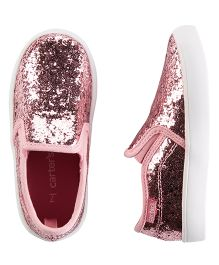 Carter's Party Wear Shoes - Pink