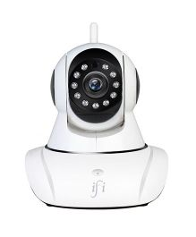 IFITech IFIPT1 Indoor HD 720P Wireless Camera - White