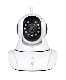 IFITech IFIPT1.3 Indoor HD 960P Wireless IP Camera - White