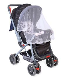Luv Lap Baby Pram Cum Stroller Sunshine 18108 - Navy